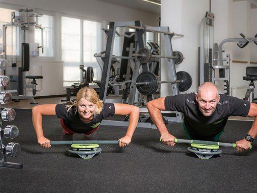 MFT Core Disc Training im Fitness-Center