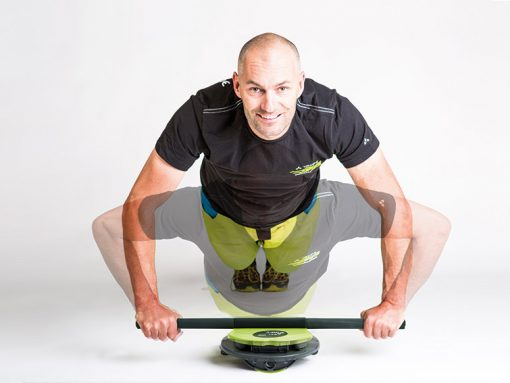 MFT Core Disc Fitness Training - Body Forming