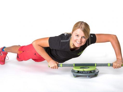 MFT Core Disc - Fitness Training für den Oberkörper