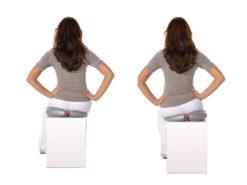 MFT Magic Sit - Übungen Aktiv-Sitzkissen für Rückentraining