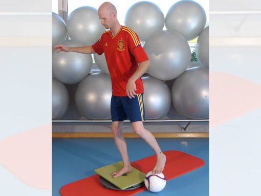 MFT Sport Disc Fußball-Training