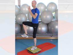 MFT Sport Disc Lauf-Training