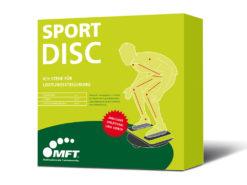 MFT Sport Disc Verpackung - Lieferumfang