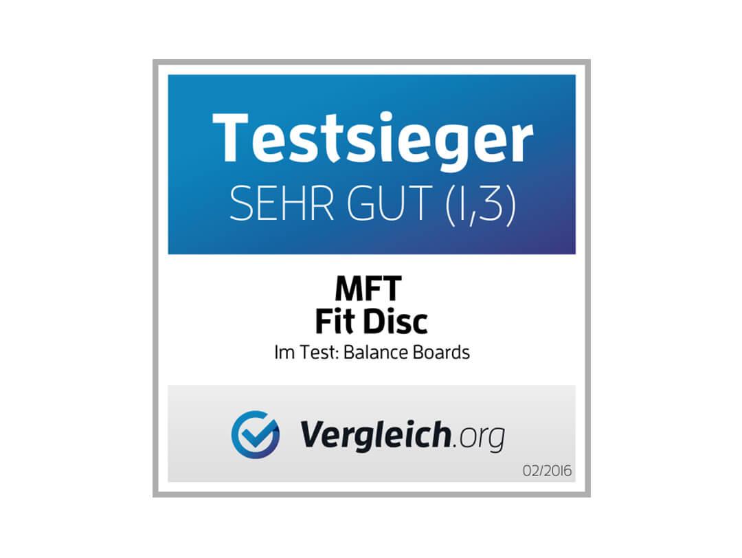 Testsieger MFT Fit Disc